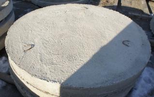 объем бетона пд15